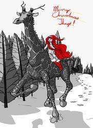 Secret Santa huzzah by Spectre-x