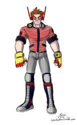 Punch-Boy Manga Studio test by Spectre-x