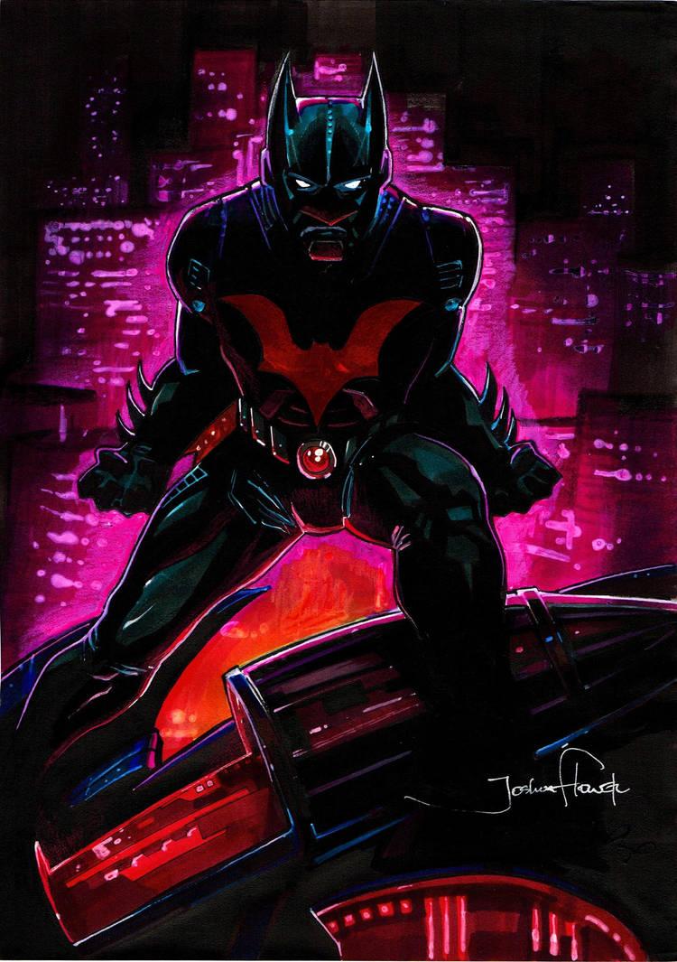 Batman Beyond Revisited by Sigint