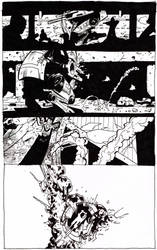 Alien Invasion Unfinished Page 2002 by Sigint