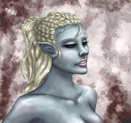 Elonne by ColoredPencils