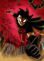 Robin by nic011