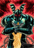 Batman The Merciless by nic011