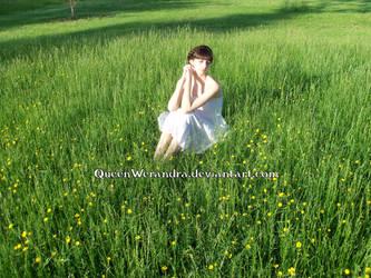 Simple grace (2014) by QueenWerandra
