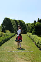 Lost in the Gardens of Wonderland IV by QueenWerandra