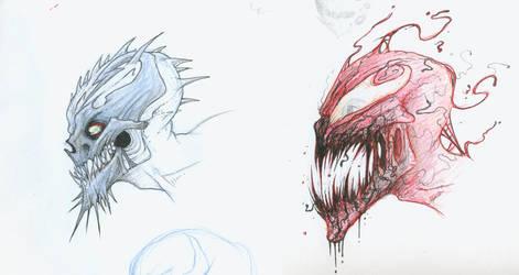 Symbiotes by N-McKay