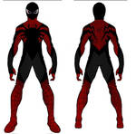 Spider-man suit redesign 2 by N-McKay