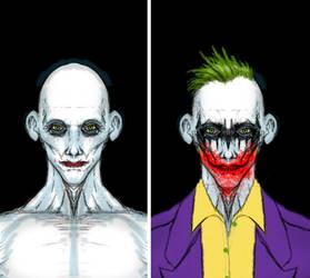 Joker redesign by N-McKay