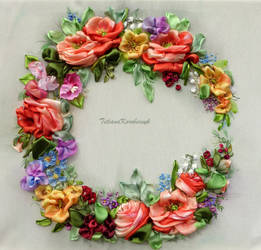 Wreath from Ukraine by TetianaKorobeinyk