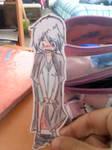 Teluro paperchild jujuj by KoujiAndLove