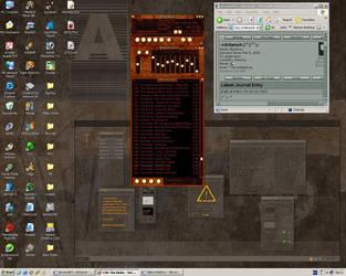 Moh Desktop by nikitamoh