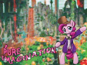 Pinkie Wonka by DiamondSkyPony