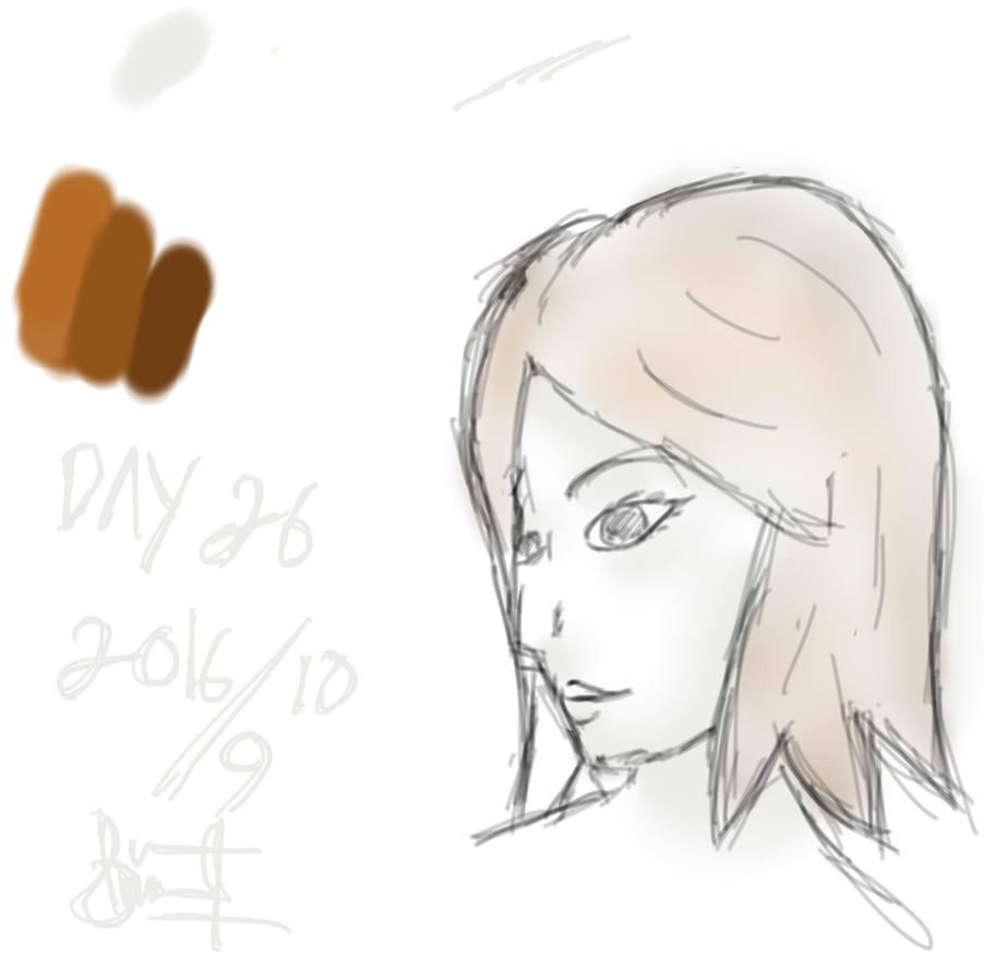 Day 026 by herlyks