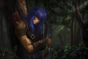 Night Fantasy-MILO by crown207