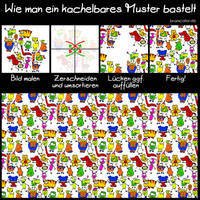 Tutorial: Muster kacheln by mannelossi