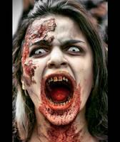 Dead Woman by tatohc