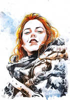 Ygritte by stokesbook