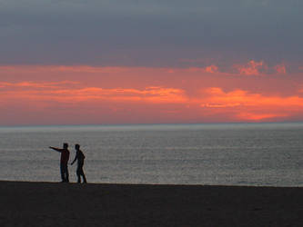 beach by OXIDADO