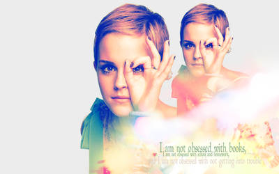 I am not obsessed by Caroline-gfx
