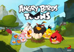 [Ultra HD]Angry Birds Toons[Teaser Picture] by nikitabirds