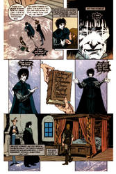 Sandman - The Hunt, Pg 21 by Duncan-Eagleson