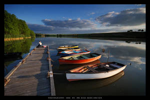 The Boats of Deseda III by DimensionSeven