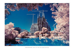 Barcelona IR - III by DimensionSeven