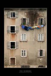 Ten windows by DimensionSeven
