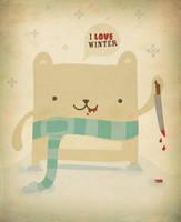 . killer cat . by srtapolyester