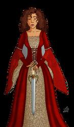 Ruby Queen by zoe177