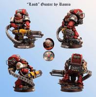 Veteran Loud Gunter by Tarrom