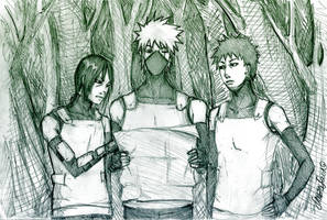 3 blind mice by Sanzo-Sinclaire