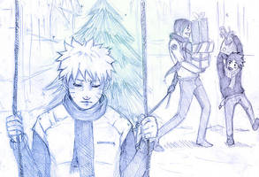 is it merry christmas already by Sanzo-Sinclaire
