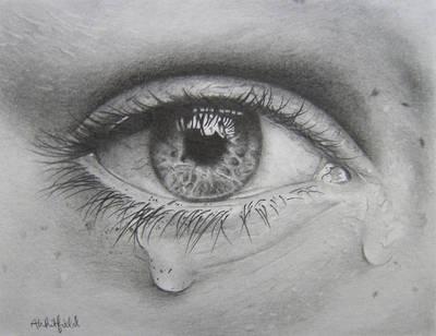 Tears by phoenix132