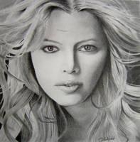 Jessica Biel by phoenix132