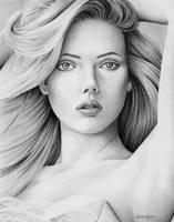 Scarlett Johansson by phoenix132
