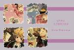 UTAU is Forever Zine Preview by Ekkoberry