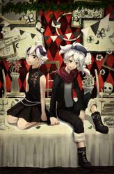 Playlist: Vocaloid Zine by Ekkoberry