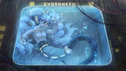 Cybernetic by Ekkoberry