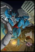 i STOMP YOU RAWRRR by X-Buimon-Sama