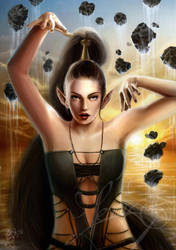 Malorie Garon by Jennyeight