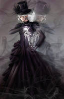Lady of Smoke and Ice by Jennyeight