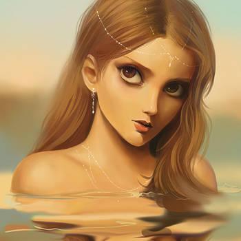 Mermaid by Jennyeight