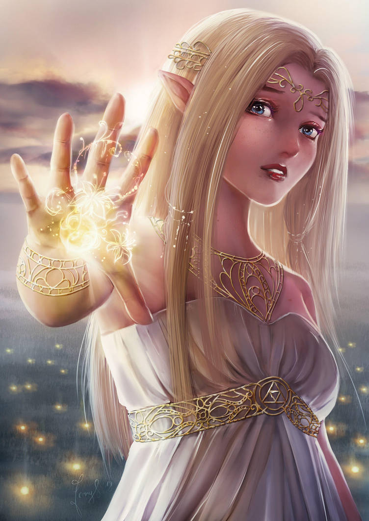 Zelda by Jennyeight