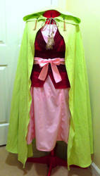 Akatsuki No Yona Cosplay Tutorial by koumori-no-hime
