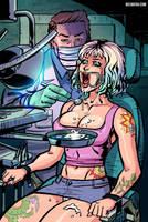 Bondage Dentist (SPIT!) by bondage-fan-comics