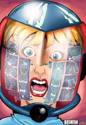 Slave Suit Samus by bondage-fan-comics
