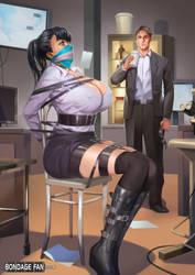 NCIS BDSM by bondage-fan-comics