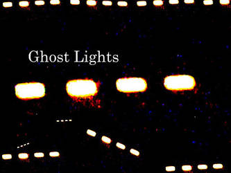 Ghost Lights by DavidFaust