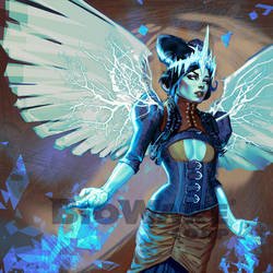 age of champions ice queen by anotherdamian